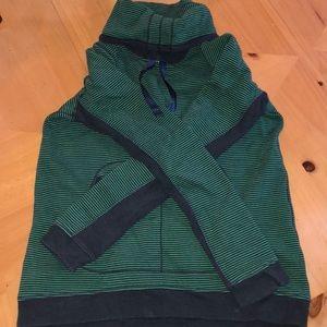 Lululemon tunic turtleneck sweatshirt